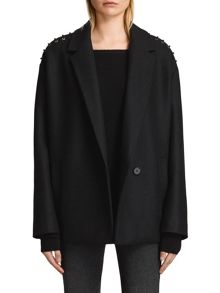 AllSaints Ada Laced Short Coat