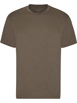 Mars short sleeve crew neck t-shirt