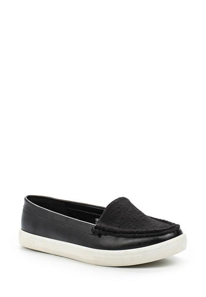 Lost Ink Maey loafer plimsolls