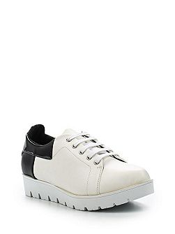 Toni colour block cleated sports shoes