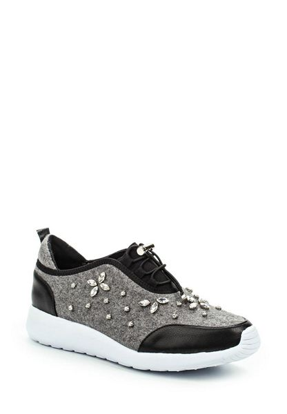 Lost Ink Taffy toggle gem sneakers