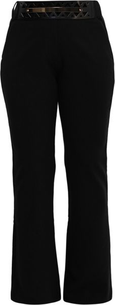 Lost Ink Curve Tailored Flare Trouser