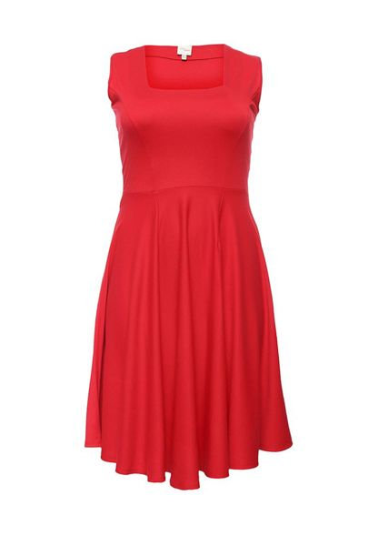 Just Joan Fit & flare dress