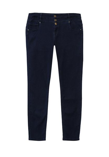 Just Joan Double waistband skinny jean