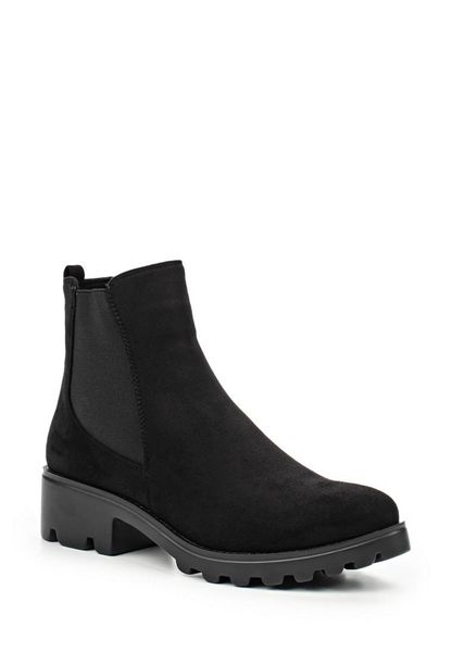 Lost Ink Adle pointed cleet boots