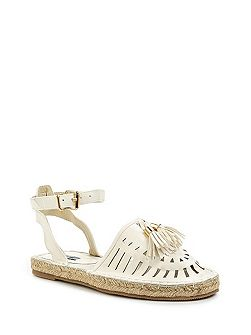 Miley ankle strap espadrilles