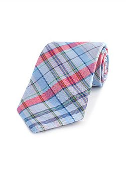 Padday Check Woven Tie