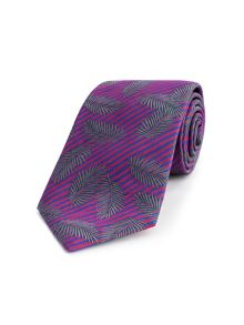 Thomas Pink Rossi Palm Woven Tie