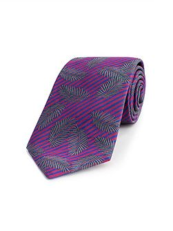 Rossi Palm Woven Tie