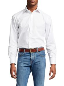 Thomas Pink Ackerman Plain Slim Fit Button Cuff