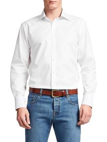 Thomas Pink Ackerman Plain Classic Fit Button Cuff