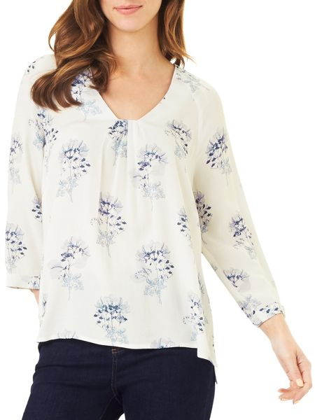 Phase Eight Keira Floral Blouse