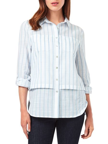 Phase Eight Verity Stripe Shirt
