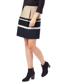 Phase Eight Caitlin Stripe Skirt