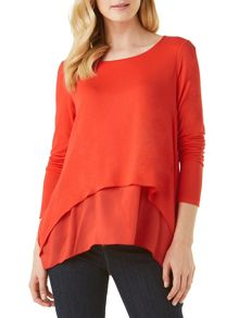 Phase Eight Ciera Plain Top