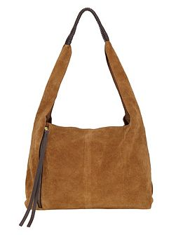 Jamie Suede Bag