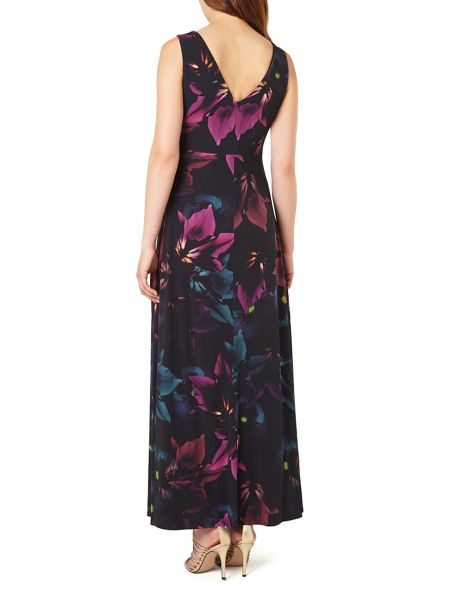 Phase Eight Monica Printed Maxi Dress
