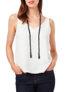 Phase Eight Eve Lariat Tie Necklace