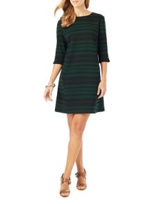 Phase Eight Sabrina Stripe Tunic Dress
