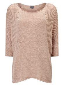 Phase Eight Aideen Tape Yarn Knit Jumper