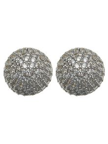 Phase Eight Tara Cubic Zirconia Stud Earrings