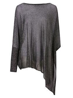 Shimmer Nieve Knit Top