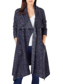 Phase Eight Marl Bellona Waterfall Coat