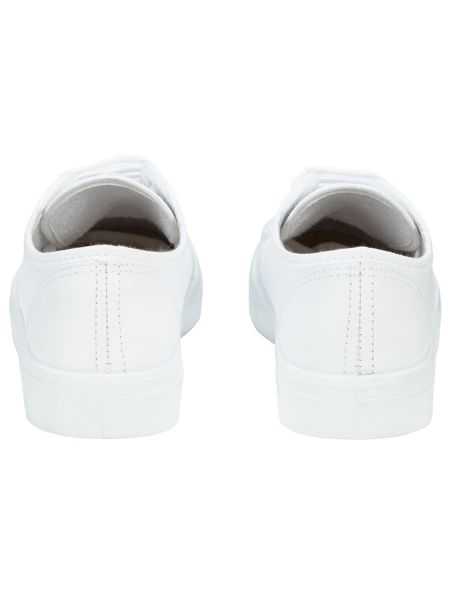 Phase Eight Carmen Leather Trainers