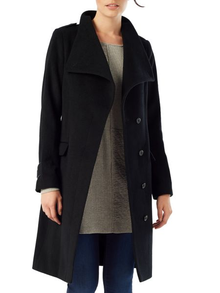 Phase Eight Donnalyn Wrap Neck Coat