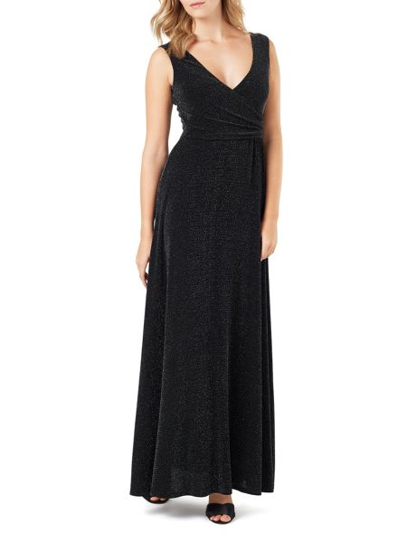 Phase Eight Beulah Sparkle Maxi Dress