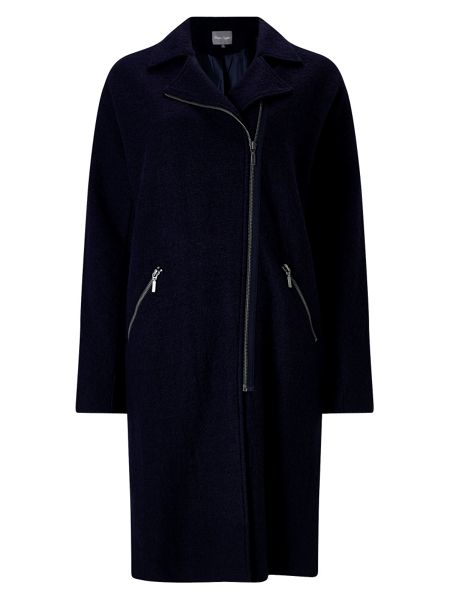 Phase Eight Ricarda Zip Knit Coat