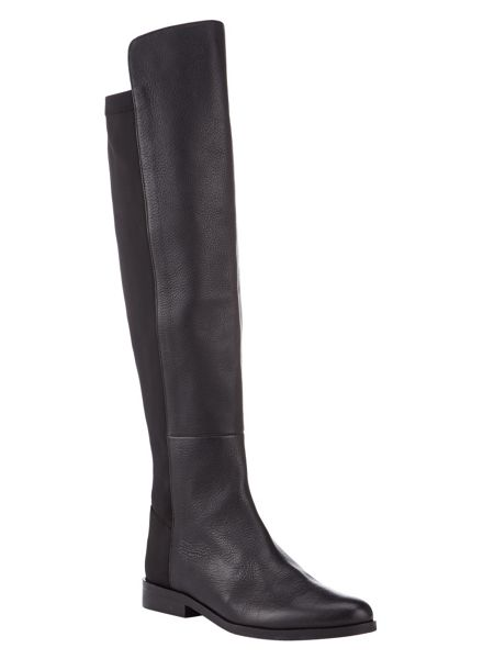 Phase Eight Jemma Leather Stretch Boot