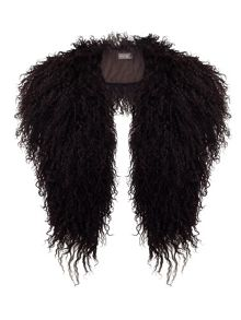 Phase Eight Mongolian Fur Collar