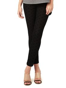 Phase Eight Victoria Geo Flocked Jeans
