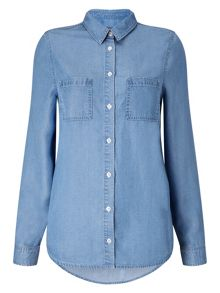 Phase Eight Kleo Chambray Shirt