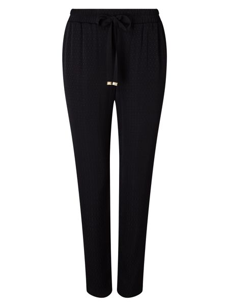 Phase Eight Tonia Soft Jacquard Trousers