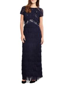 Phase Eight Astraea Fringe Dress