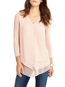 Phase Eight Lenia Layered Top