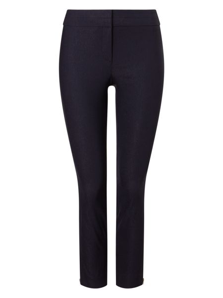 Phase Eight Senia Zip Crop Trousers