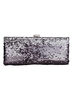 Dina Sequin Clutch