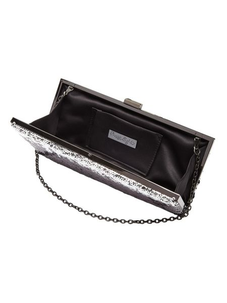 Phase Eight Dina Sequin Clutch