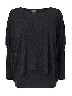 Charley Double Layer Knit Jumper