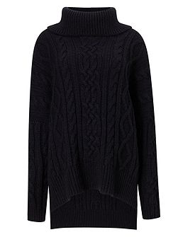 Carina Cable Knit Jumper