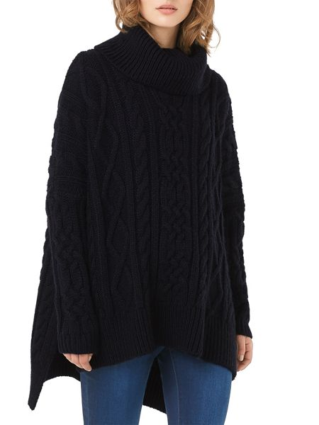 Phase Eight Carina Cable Knit Jumper