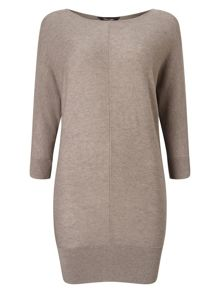 Phase Eight Carmelina Batwing Knitted Tunic
