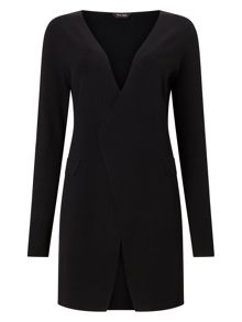 Phase Eight Lina Longline Knit Blazer