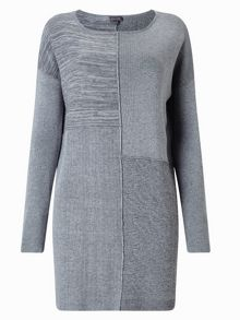 Phase Eight Patched Henri Knit Tunic
