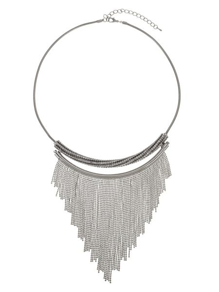 Phase Eight Mae Crystal Tassle Necklace