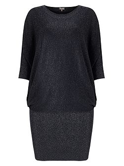 Shimmer Becca Dress