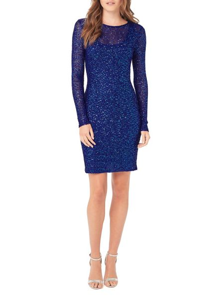 Phase Eight Juana Sequined Dress